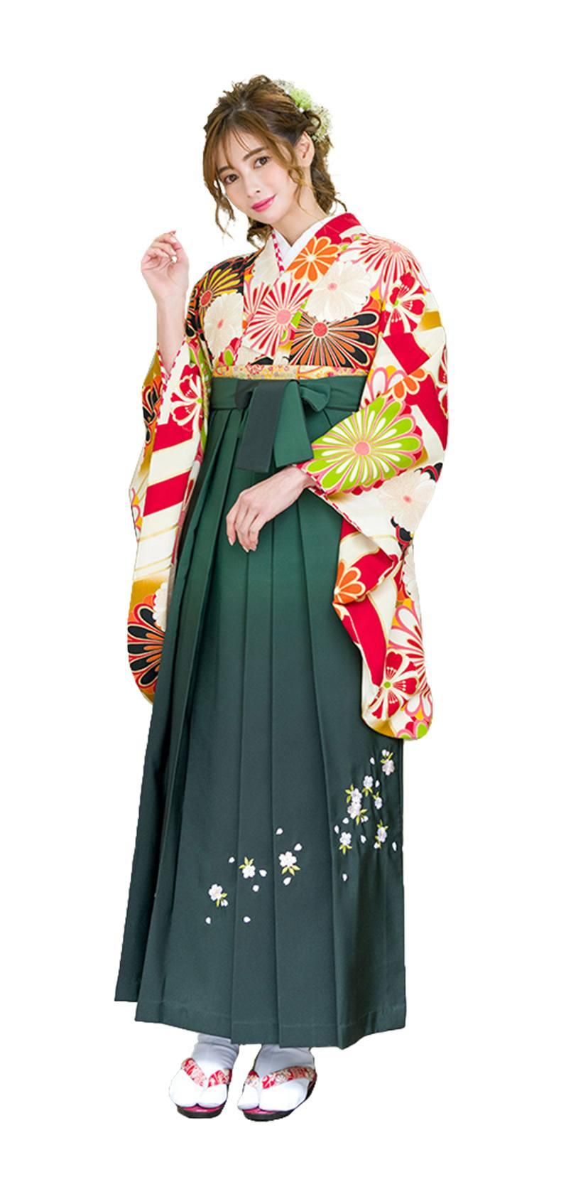 卒業式の袴レンタルで人気NO,2の商品