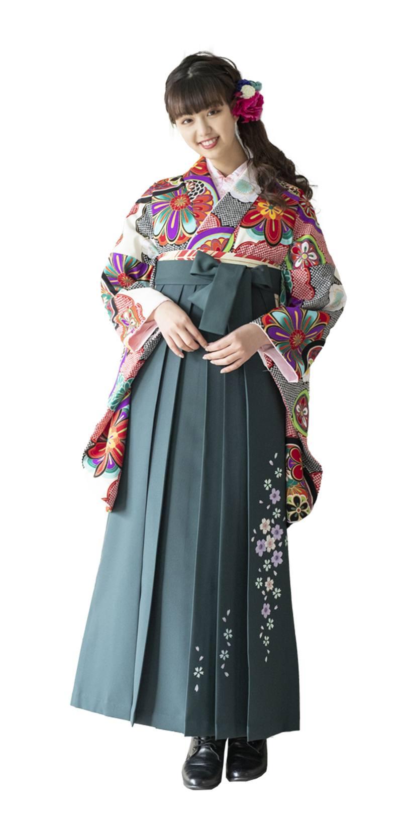 卒業式の袴レンタルで人気NO,6の商品