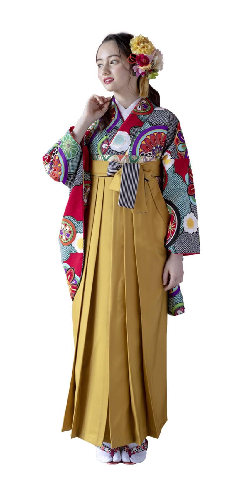 卒業式の袴レンタルで人気NO,7の商品