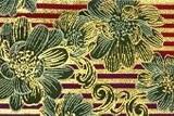 金襴 洋花