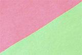ピンク/グリーン
