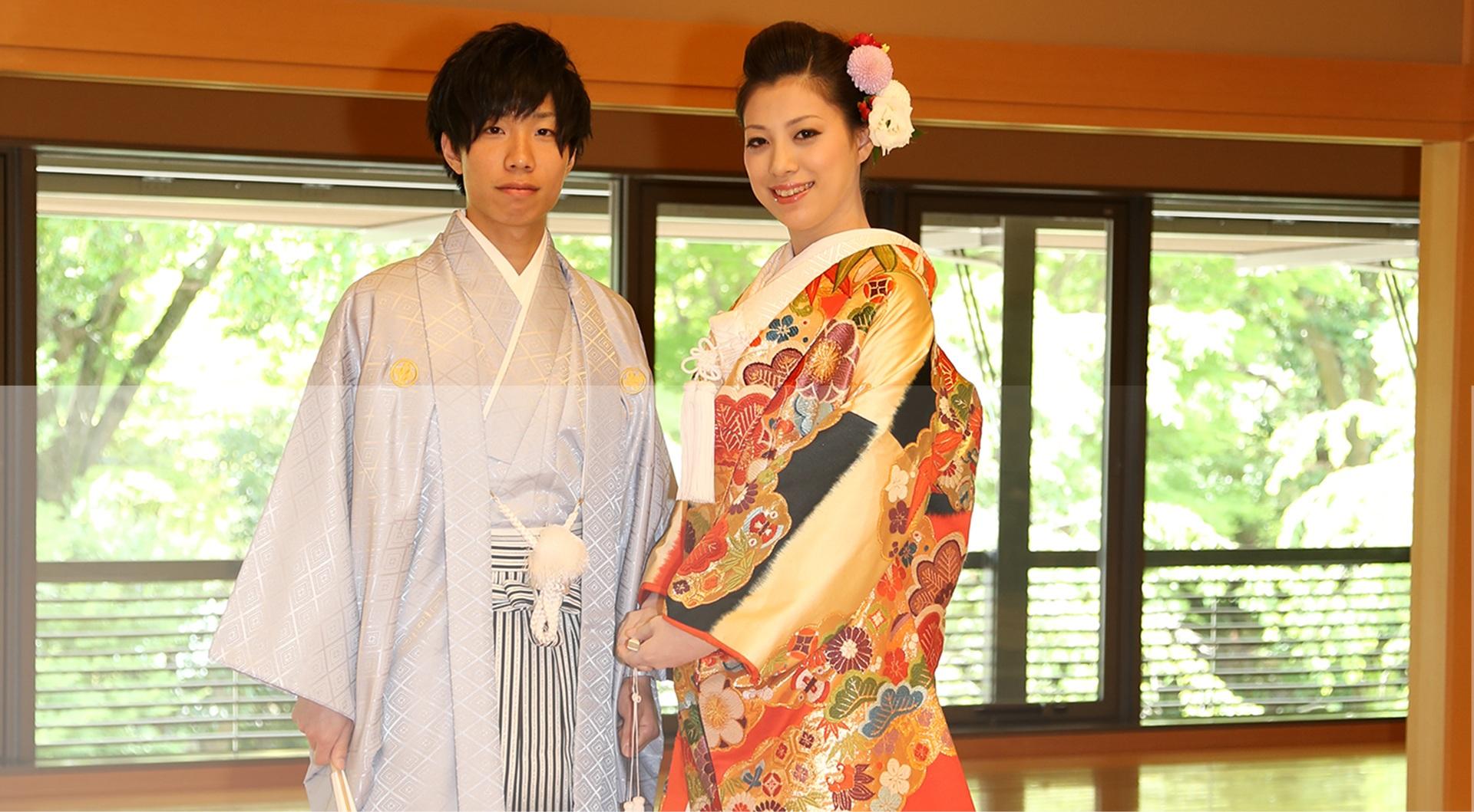 JAPANESE WEDDING 和装婚礼