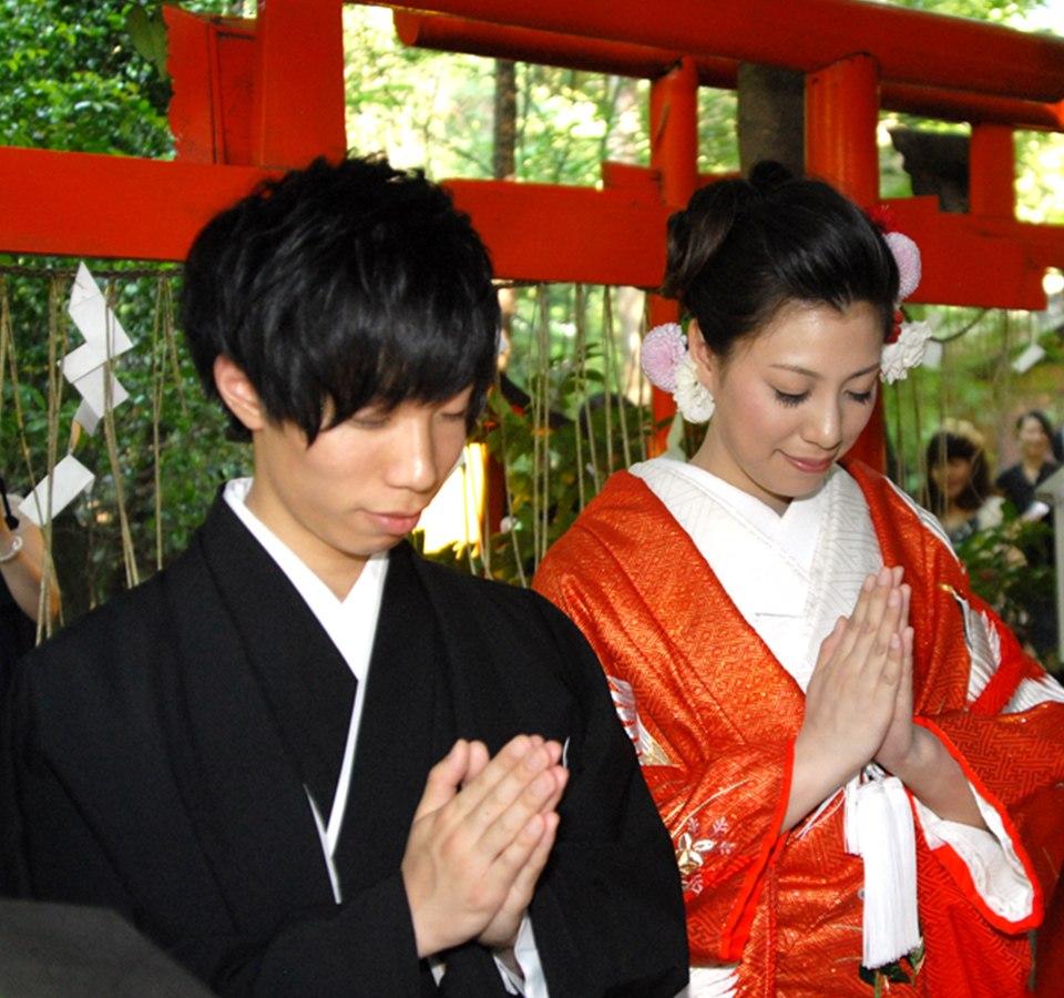 「嵐山」野宮神社挙式プラン