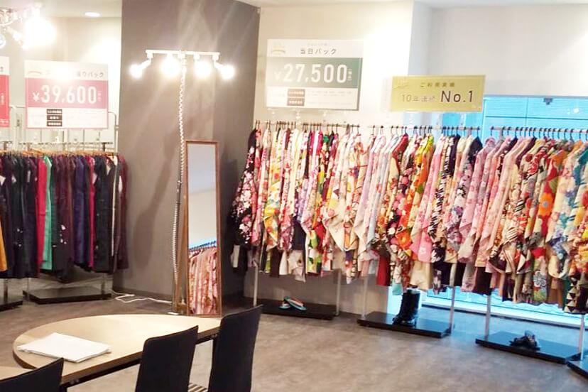 京都さがの館 河原町OPA店