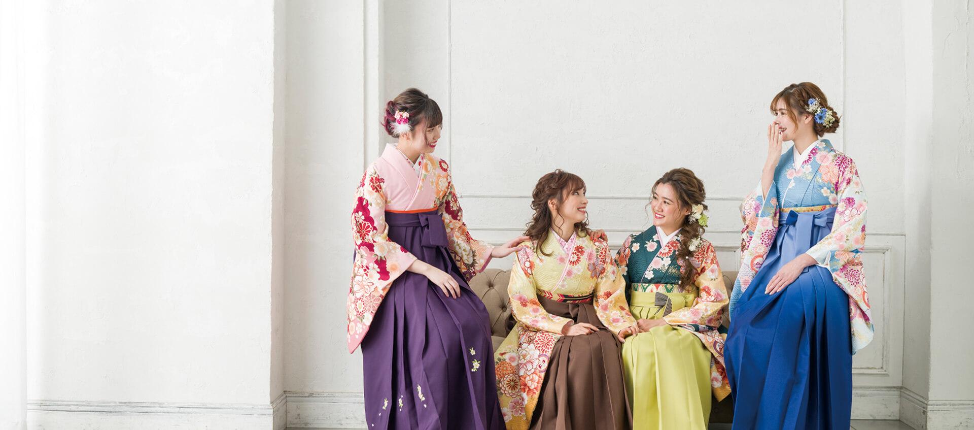 京都さがの館が袴・着物レンタルで選ばれる5つの理由