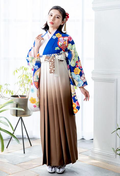 今田美桜着用京都さがの館の新作袴