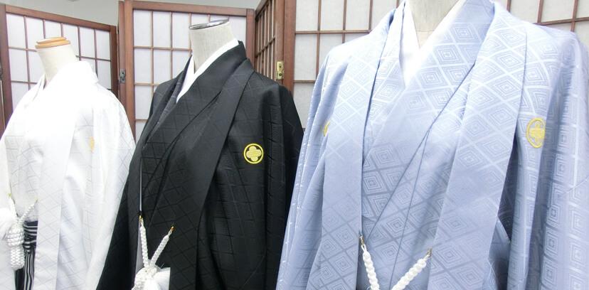 卒業式にレンタルできる男性用の袴