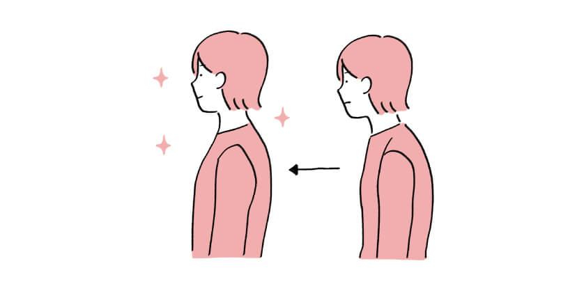 袴を綺麗に着こなす姿勢について